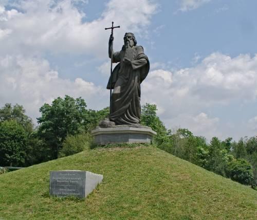 Болгарские археологи нашли место проповеди Андрея Первозванного